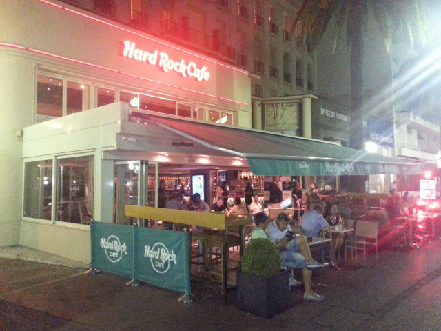 Hard Rock Cafe a Nizza